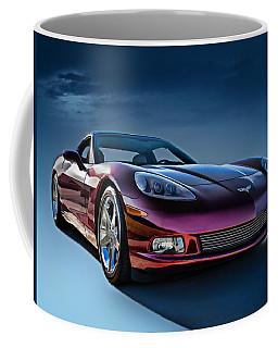 C6 Corvette Coffee Mug
