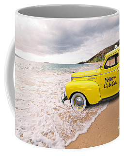Cab Fare To Maui Coffee Mug