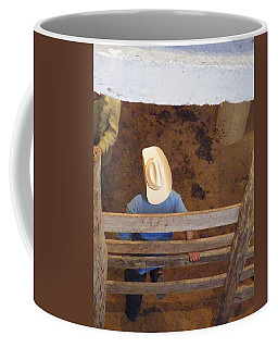 Coffee Mug featuring the photograph Caballero by Brian Boyle