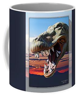 Cabazon Dinosaur Coffee Mug