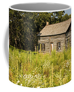 Cabin In The Prairie Coffee Mug