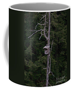 Cabin On Mud Lake Coffee Mug