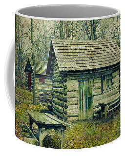 Cabins In The Woods Coffee Mug
