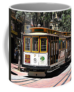 Cable Car - San Francisco Coffee Mug