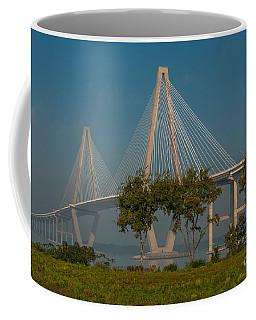 Cable Stayed Bridge Coffee Mug