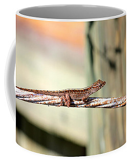 Cable Wire Bridge Coffee Mug by Cyril Maza