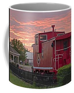 Caboose 1 Coffee Mug