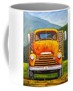 Cabover Truck Coffee Mug