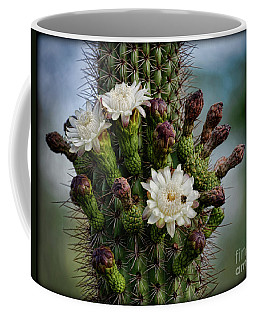Cacti Bouquet  Coffee Mug