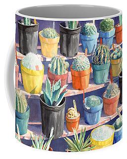 Cacti Chorusline Coffee Mug