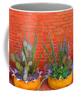 Cacti Quartet Coffee Mug