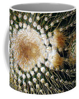 Cactus Close-up Coffee Mug