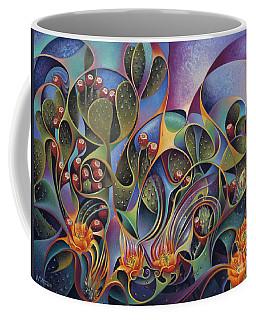 Cactus Dinamicus 3d Coffee Mug