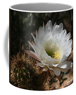 Cactus Flower Full Bloom Coffee Mug