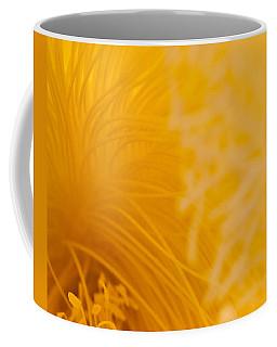 Cactus Flower Stamens Coffee Mug