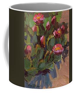 Cactus In Bloom 2 Coffee Mug