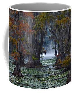 Caddo Lake Morning Coffee Mug