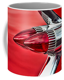 Caddy Delight Coffee Mug by David Lawson