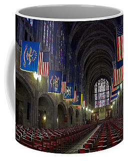 Cadet Chapel At West Point Coffee Mug