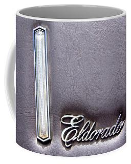 Cadillac El Dorado Emblem Coffee Mug