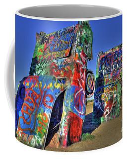 Cadillac Ranch Coffee Mug