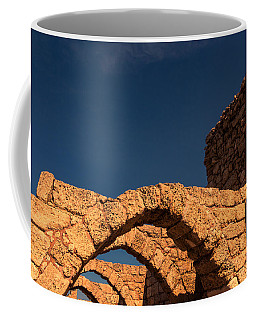 Caesarea Coffee Mug by David Gleeson