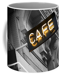 Cafe Photographs Coffee Mugs
