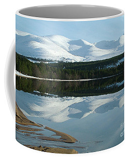 Cairngorm Winter Coffee Mug