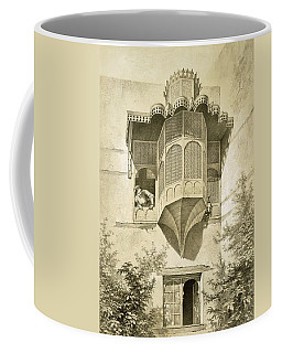Cairo House Called Beyt El-emyr , 19th Coffee Mug