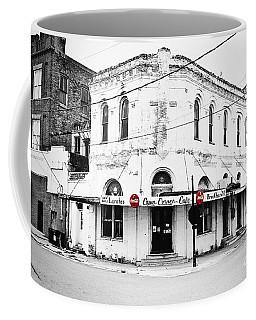 Cajun Corner Cafe Coffee Mug