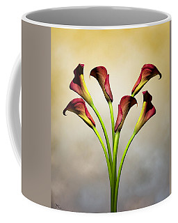 Cala Lily 5 Coffee Mug