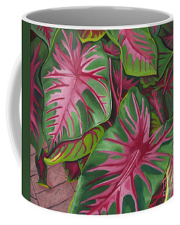 Caladiums Coffee Mug
