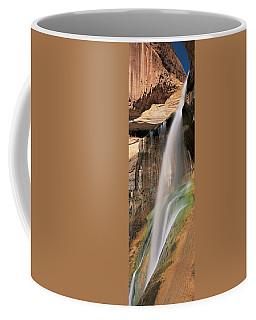 Calf Creek Falls Ut Usa Coffee Mug