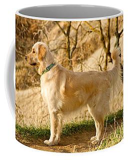 Cali Gold Coffee Mug