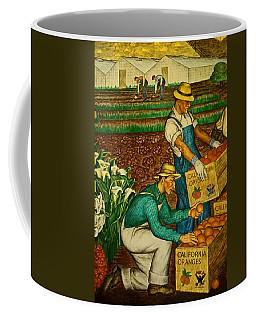 California Farmers Coffee Mug