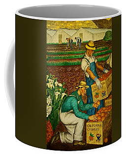 California Farmers Coffee Mug