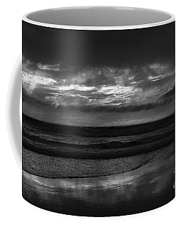 Coffee Mug featuring the photograph  Cardiff Godrays by John F Tsumas
