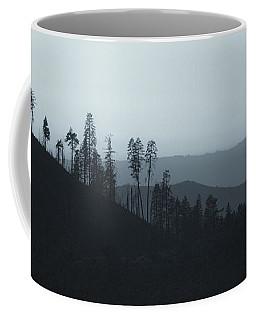 California Gray Skies Coffee Mug