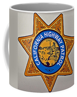 California Highway Patrol Coffee Mug