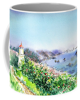 Lighthouse Trinidad California Coffee Mug