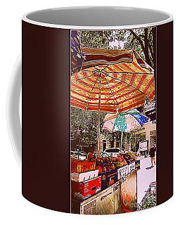 California Oranges Coffee Mug by Miriam Danar