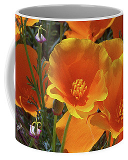 California Poppies Coffee Mug