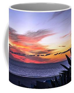 California Sunset Coffee Mug by Mike Ste Marie