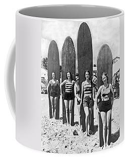 California Surfer Girls Coffee Mug