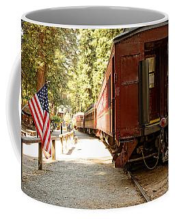 California Western Railroad Coffee Mug