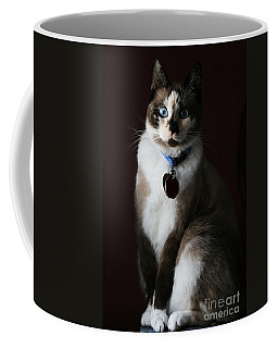 Calista Coffee Mug by Judy Whitton