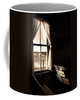 Coffee Mug featuring the photograph Call To Worship by Jim Garrison