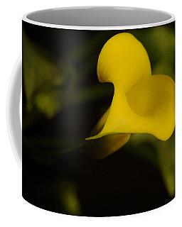 Calla Lily Yellow IIi Coffee Mug