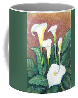 Calla Quintet Coffee Mug