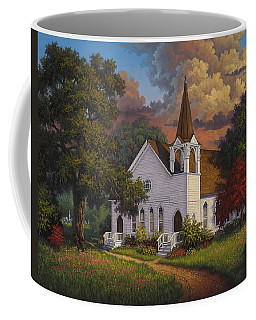 Called To Praise Coffee Mug by Kyle Wood